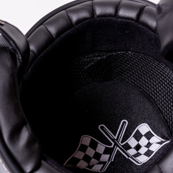 SIRANO BROS. MOTORCYCLE EQUIPMENT - 3/4 OPEN FACE MOTORCYCLE HELMET, Plain model ブラック シラノブロス|bk2bk|16