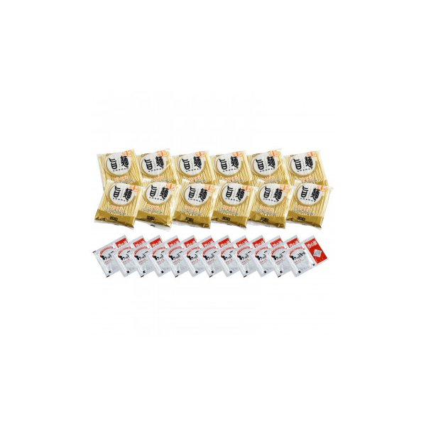 「旨麺」長崎ちゃんぽん 12食セット FNC-12
