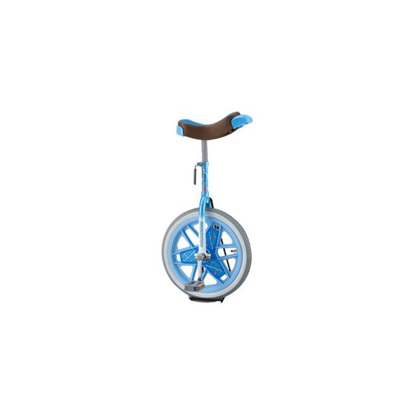 一輪車 スケアクロー ライトブルー SCW16LB