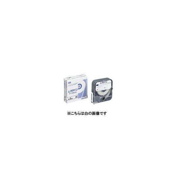 (まとめ)マックス レタツインテープ LM-TP309T 透明 9mm×8m 〔×7セット〕