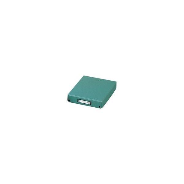 (業務用5セット) LIHITLAB デスクトレー(収納ボックス/書類整理) A4 フタ付き A-717 オリーブ