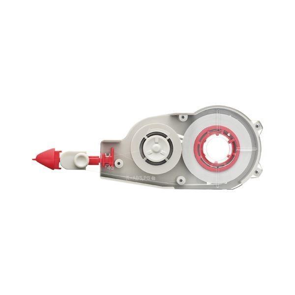 (まとめ) トンボ鉛筆 修正テープモノCX カートリッジ CT-CR5 1個入 〔×10セット〕