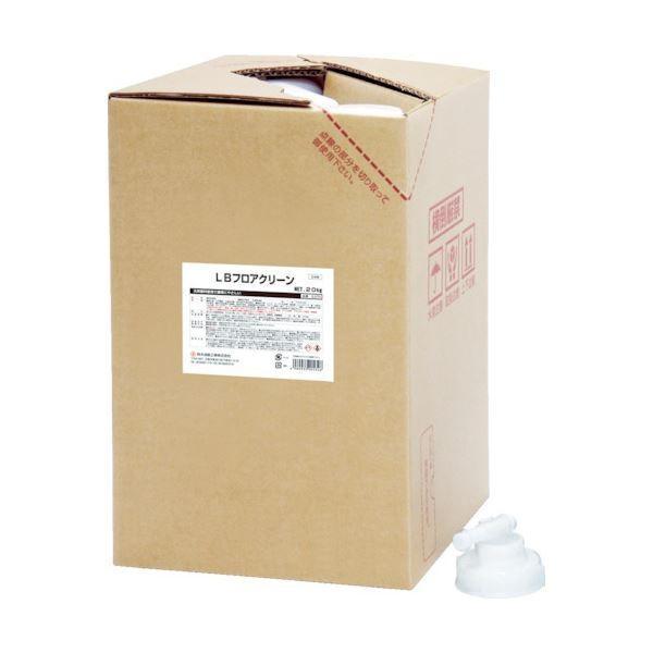 鈴木油脂工業 LBフロアクリーン20kg S-2774 1缶