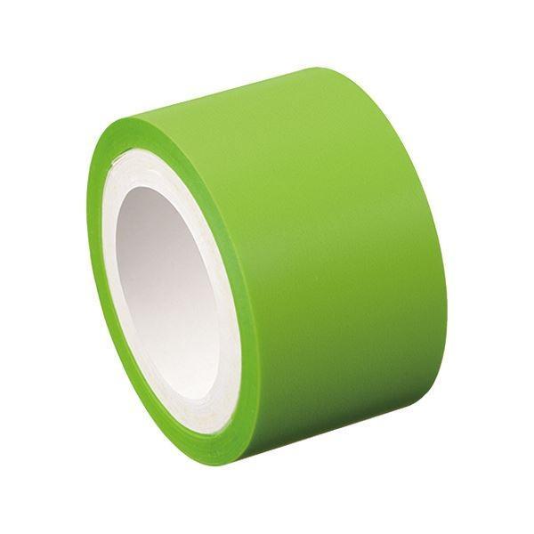 (まとめ)ヤマト メモック ロールテープフィルムタイプ つめかえ用 25mm幅 フレッシュグリーン RF-25H-10N 1巻〔×20セット〕