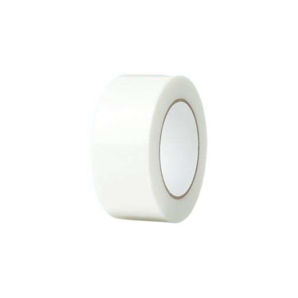 寺岡製作所 養生テープ 50mm×50m 透明 TO4100T-50 1セット(90巻)