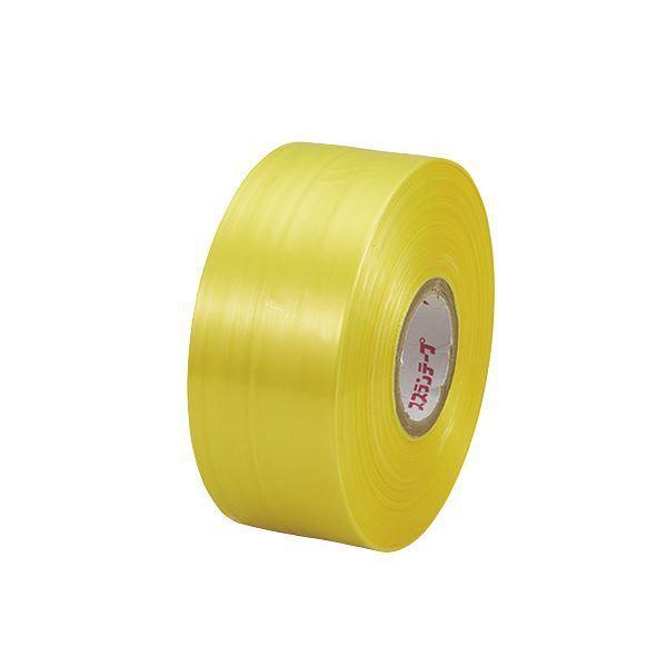 (まとめ) ゴークラ スズランテープ 黄色 〔×10セット〕