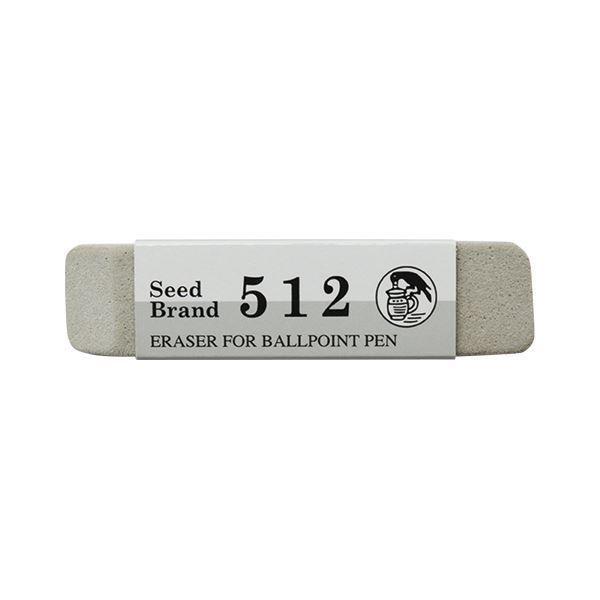 (まとめ) シード 砂消しゴム 512N 〔×30セット〕