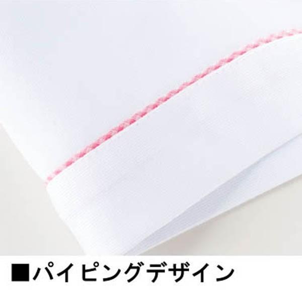送料無料 チュニック 白衣 トリコットニット(S〜4L)チュニック 白衣 ナース ウェア 小さいサイズ 大きいサイズ かわいい レディース オシャレ 業務用|bl-ange|02