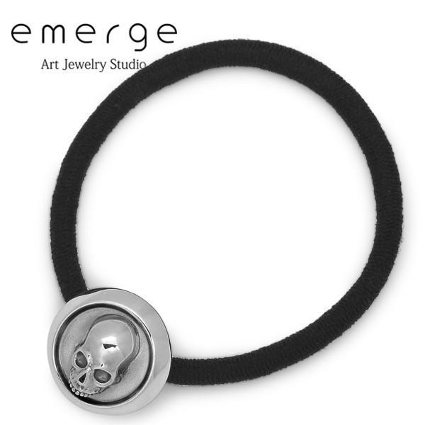 emerge / エマージュ スカルヘアコンチョ|blackbarts