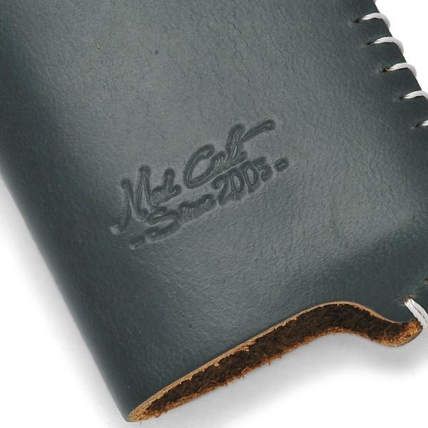 MAD CULT / マッドカルト glo Cover-CE Navy / グローカバー-クロムエクセル ネイビー LCG-03|blackbarts|02