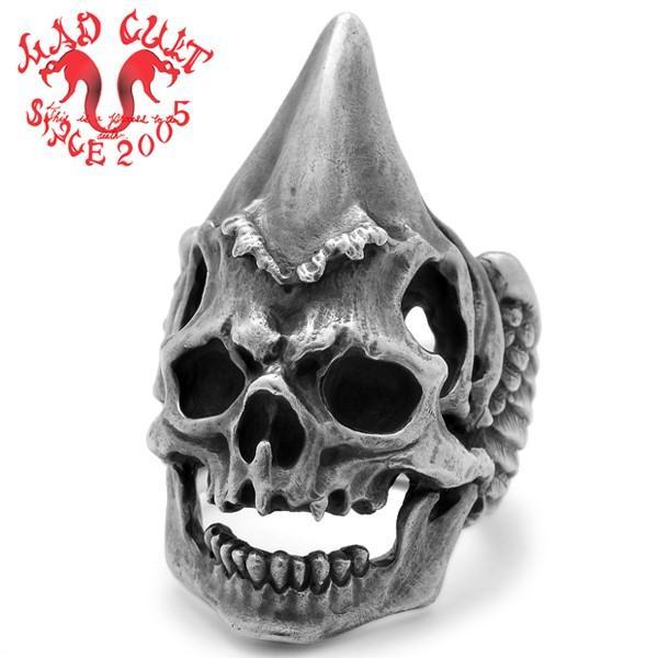 MAD CULT / マッドカルト THE END-R / ジエンド-リング R-51|blackbarts