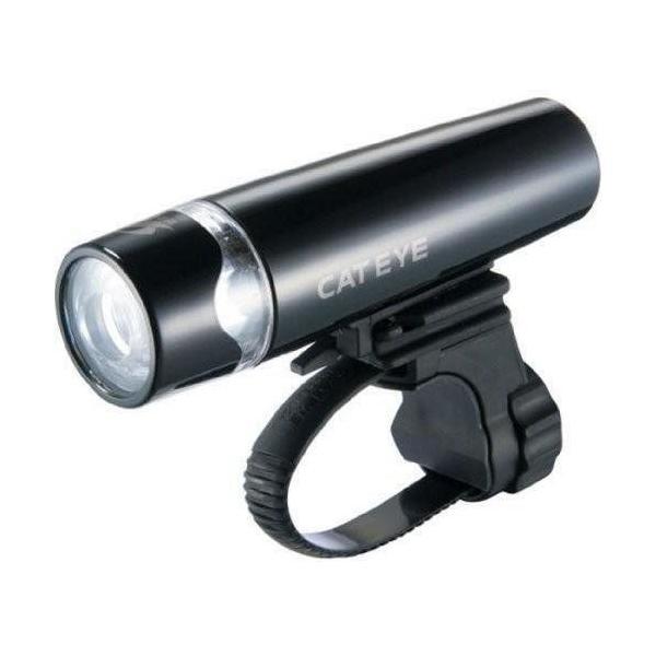 キャットアイ(CAT EYE) LEDヘッドライト UNO HL-EL010 ピアノブラック JIS前照灯規格適合品 電池式|blackmacerstore