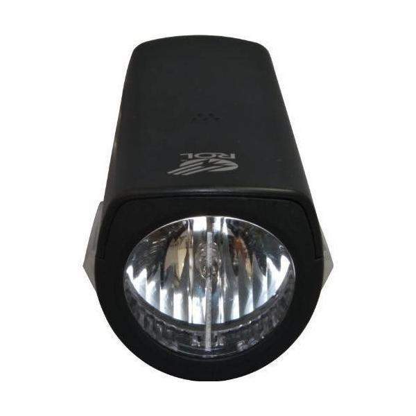 キャットアイ(CAT EYE) LEDヘッドライト ECONOM HL-EL340ブラック 電池式|blackmacerstore|02