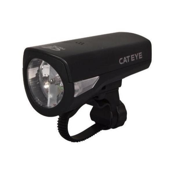 キャットアイ(CAT EYE) LEDヘッドライト ECONOM HL-EL340ブラック 電池式|blackmacerstore|03