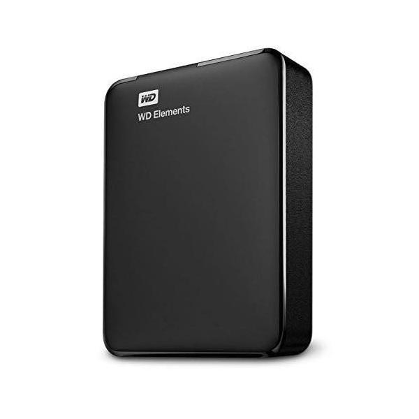 WD HDD ポータブルハードディスク 2TB WD Elements Portable WDBU6Y0020BBK-EESN USB3.0/3年保証 blackmacerstore 02