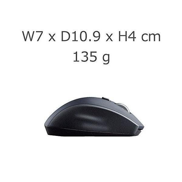 Logicool ロジクール ワイヤレスマラソンマウス M705t|blackmacerstore|04