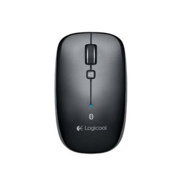 Logicool ロジクール Bluetooth マウス M557 グレー M557GR|blackmacerstore|03