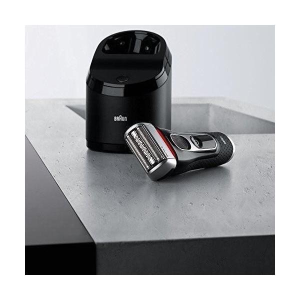 ブラウン シリーズ5 メンズ電気シェーバー 3枚刃 5030s 丸ごと水洗い可|blackmacerstore|02