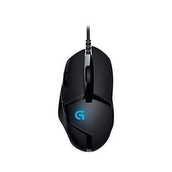 Logicool G ゲーミングマウス  G402 ブラック usb 有線 FPS  ゲームマウス 4段階DPI切り替えボタン RGB G402 Ultrafast 国内正規品 2年間メーカー保証|blackmacerstore|02