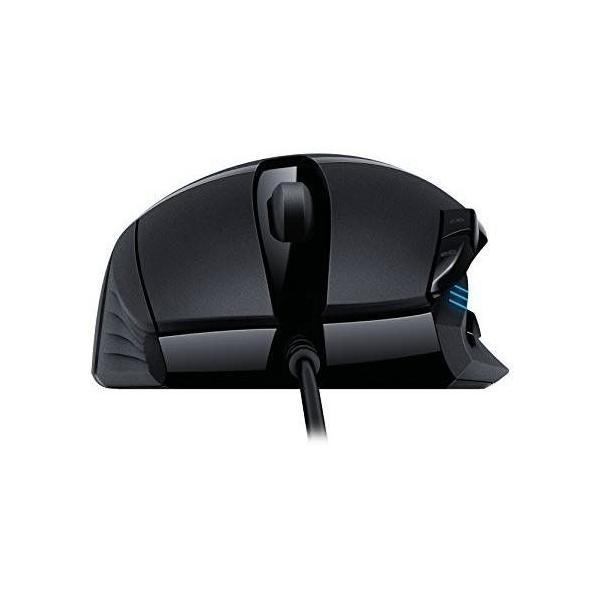 Logicool G ゲーミングマウス  G402 ブラック usb 有線 FPS  ゲームマウス 4段階DPI切り替えボタン RGB G402 Ultrafast 国内正規品 2年間メーカー保証|blackmacerstore|04