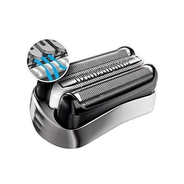 ブラウン シリーズ3 メンズ電気シェーバー 3枚刃 3080s-B ブルー お風呂剃り可 blackmacerstore 05