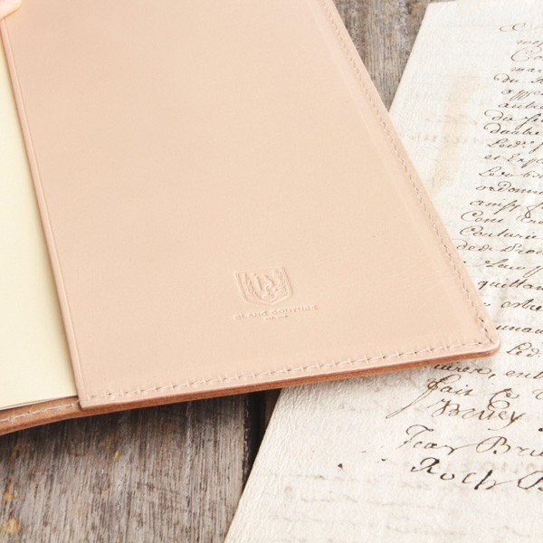 「A5サイズ」本革手帳・ノートカバー/国産フルタンニンドレザー|blanc-couture|08