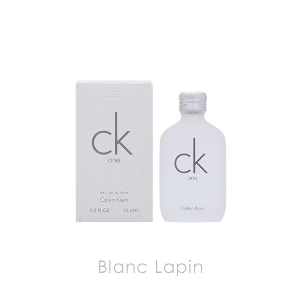 カルバン クライン Calvin Klein シーケーワン EDT 15ml ミニ香水 ミニチュア