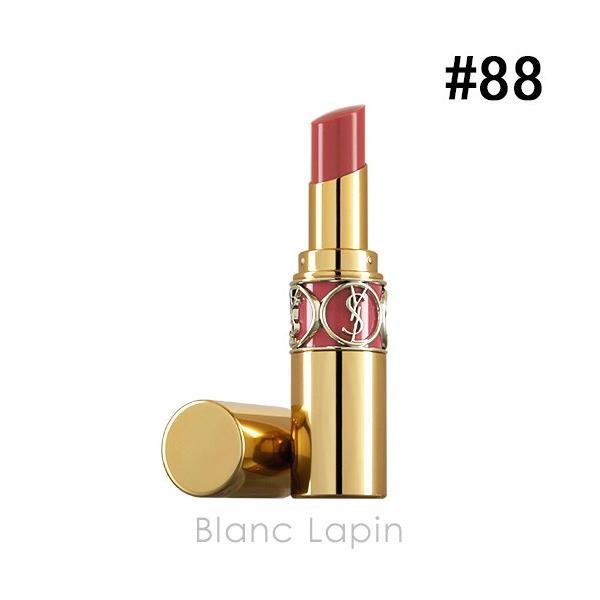 イヴサンローラン YVES SAINT LAURENT ルージュヴォリュプテシャイン #88 Rose Nu 3.2g [333291]【メール便可】