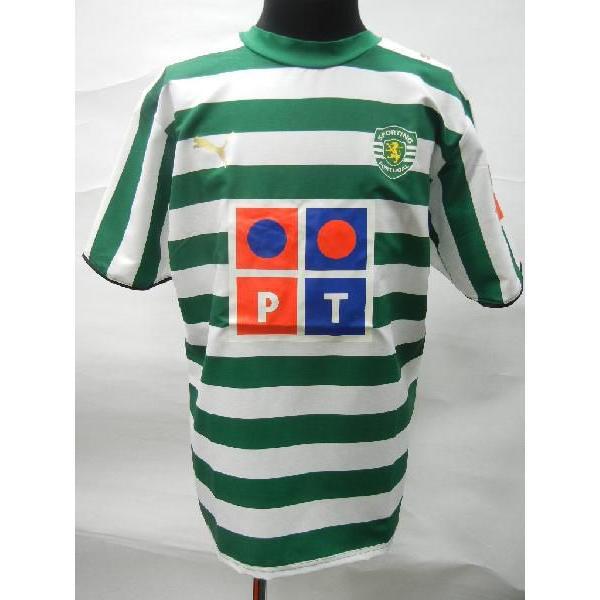 2006-2007 スポルティング・リスボン ホーム半袖