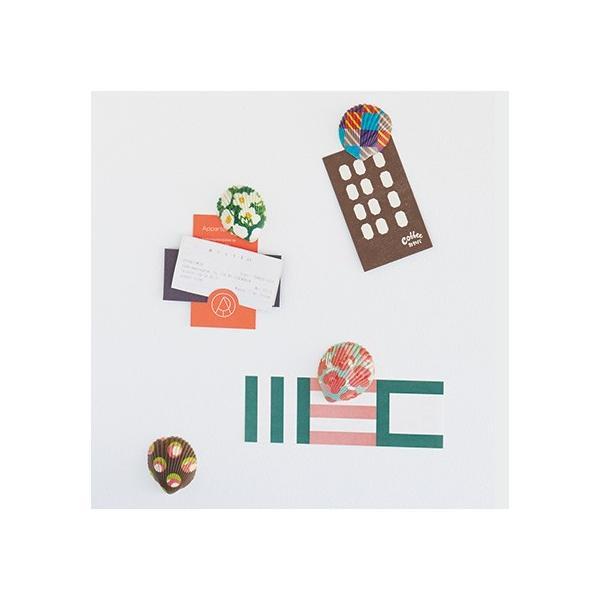 メール便 不可   and アンド   You & I 貝のマグネット Sea Shell Magnets  monopuri モノプリ  minna x soda design|blancoron|03