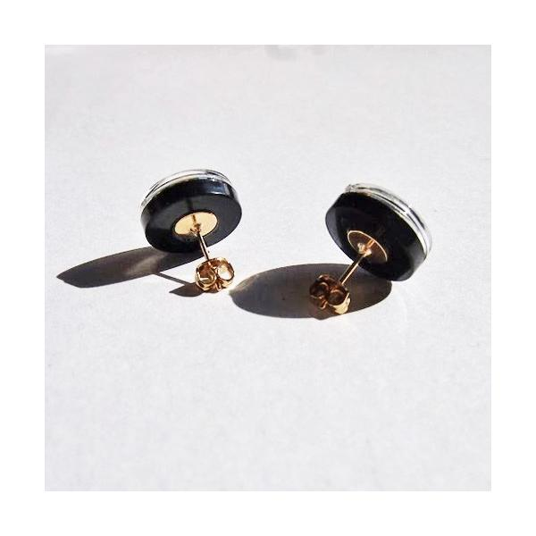 メール便 不可  コンパス ピアス Compass earring Royal Freedom ロイヤルフリーダム|blancoron|03