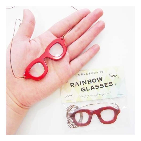 虹色めがね Rainbow glasses [ SUGAI WORLD スガイワールド]|blancoron|03