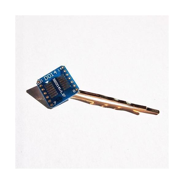 電子部品 ヘアピン Printed circuit board hair pins Royal Freedom ロイヤルフリーダム|blancoron|03