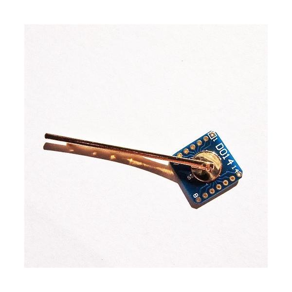 電子部品 ヘアピン Printed circuit board hair pins Royal Freedom ロイヤルフリーダム|blancoron|04
