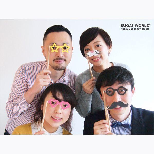 変装ペン Photo props pen  SUGAI WORLD スガイワールド|blancoron|04