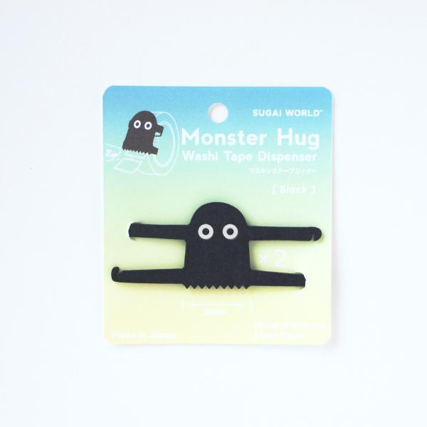 Monster Hug BLACK モンスターハグ ブラック SUGAI WORLD スガイワールド|blancoron|02