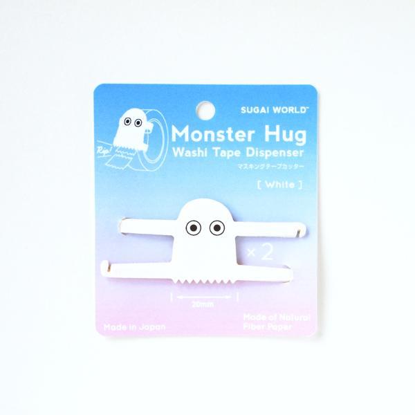 Monster Hug WHITE モンスターハグ ホワイト SUGAI WORLD スガイワールド|blancoron