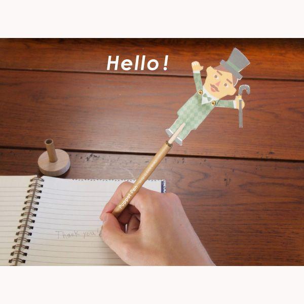 【メール便 不可】 パペットペン Puppet Pen [ SUGAI WORLD スガイワールド]|blancoron|04