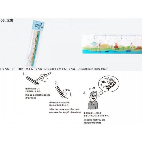 トラベルーラー Travel Ruler  SUGAI WORLD スガイワールド|blancoron|06