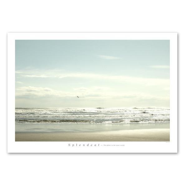 ポスター A3サイズ 『Splendeat』 フォト 風景,景色 条件付き(10,800円以上)送料無料 インテリア アート|blankwall