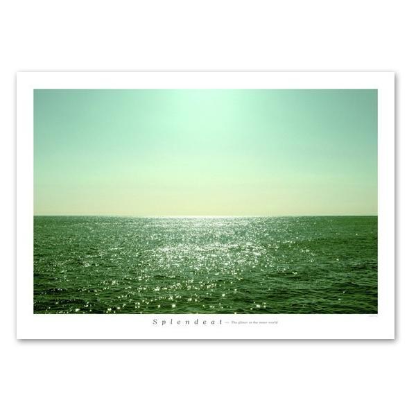 ポスター A3サイズ 『Splendeat-b』 フォト 風景,景色 ポスター Interior Art Poster|blankwall
