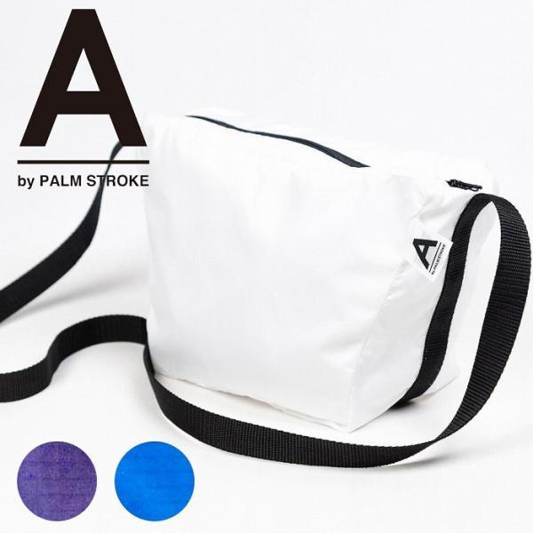 A by PALM STROKE パームストローク バック カバン Nylon Sacoche|bless-web