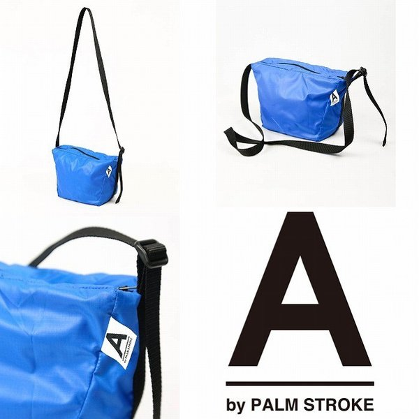 A by PALM STROKE パームストローク バック カバン Nylon Sacoche|bless-web|05