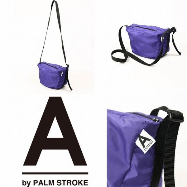 A by PALM STROKE パームストローク バック カバン Nylon Sacoche|bless-web|06