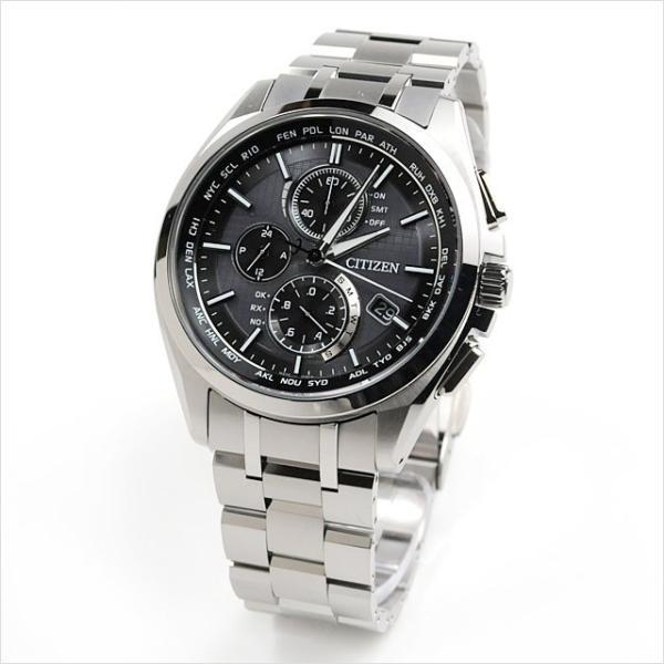 メンズ腕時計 シチズン CITIZEN 腕時計 ATTESA アテッサ AT8040-57E メンズウォッチ|blessyou|04