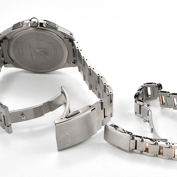 ポイント最大27倍 シチズン腕時計ペアウォッチ シチズンソーラー電波ペアウオッチAT8040-57L-EC1034-59W 158,0 blessyou 06