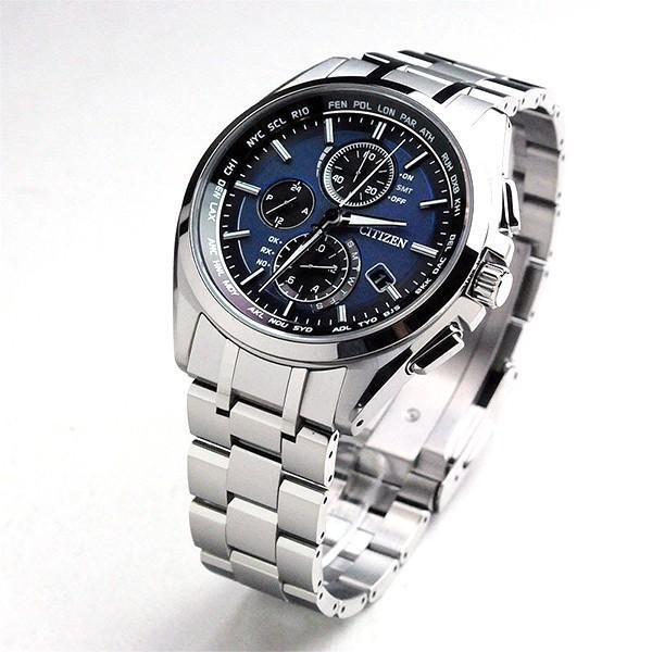 メンズ腕時計 シチズン CITIZEN 腕時計 ATTESA アテッサ AT8040-57L メンズウォッチ 新品お取寄せ品|blessyou|02