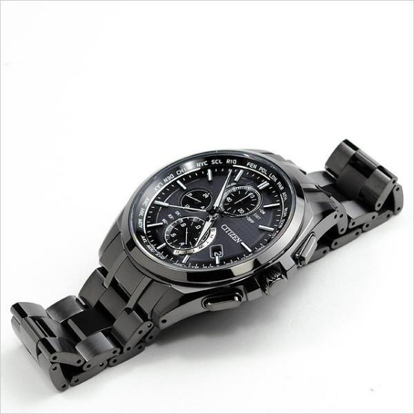 【最大26%相当還元】 メンズ腕時計 シチズン CITIZEN 腕時計 ATTESA アテッサ AT8044-56E メンズウォッチ blessyou 10