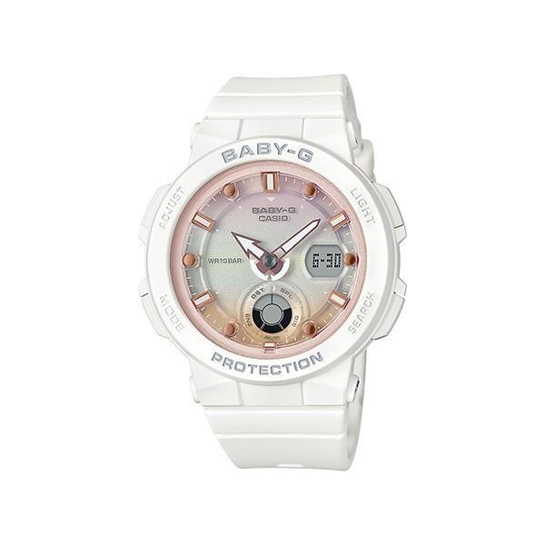 ベビーG カシオ 腕時計 Baby-g  2018年4月 BGA-250-7A2JF 13000