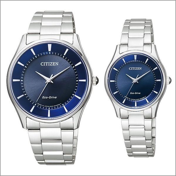 [お取り寄せ] シチズン コレクション エコドライブ ペアウォッチ ソーラー 腕時計 BJ6480-51L-EM0400-51L 50000 正規品 [blue] blessyou 02